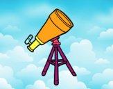 Un telescopio