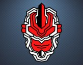Maschera robot