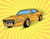 Mustang retrò