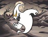 Un fantasma spaventoso