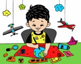 Creatività dei bambini