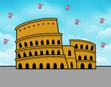 Il Colosseo di Roma