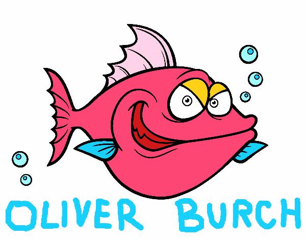 Disegno Pesce San Pietro Colorato Da Utente Non Registrato