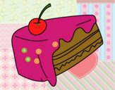 Pezzo di torta