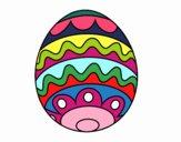 Uovo di Pasqua per i bambini