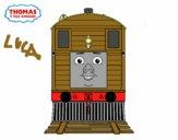 Toby de Il Trenino Thomas