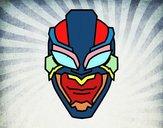 Maschera di supereroe
