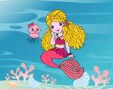 Sirena e medusa