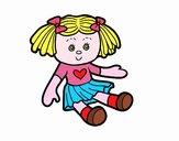 Giocattolo bambola