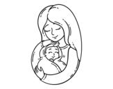 Disegni di madri