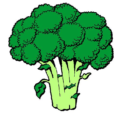 Disegno Broccoli Colorato Da Utente Non Registrato Il 14 Di Ottobre