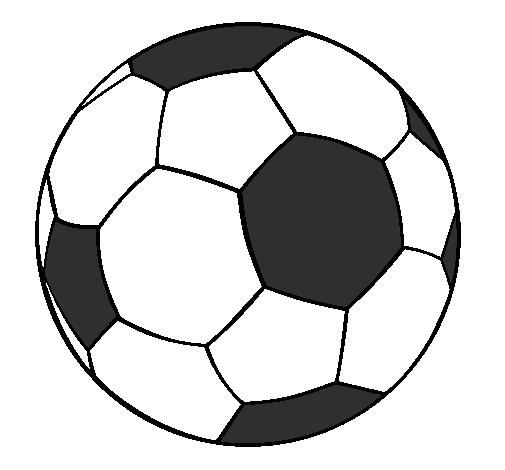 Disegno Pallone Da Calcio Ii Colorato Da Utente Non Registrato Il 09