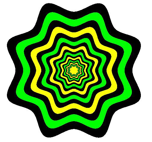 Disegno Mandala 46 Colorato Da Utente Non Registrato Il 20 Di Giugno