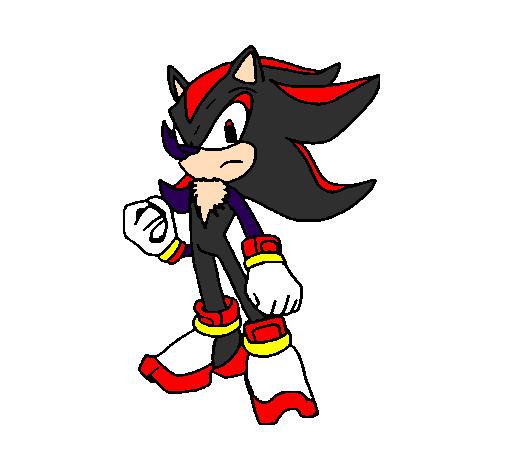 Disegno Sonic Colorato Da Utente Non Registrato Il 04 Di Luglio Del 2011