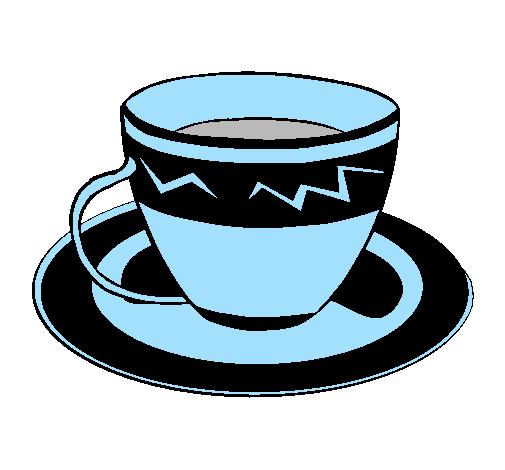 Disegno Tazzina Di Caffè Colorato Da Utente Non Registrato Il 04 Di