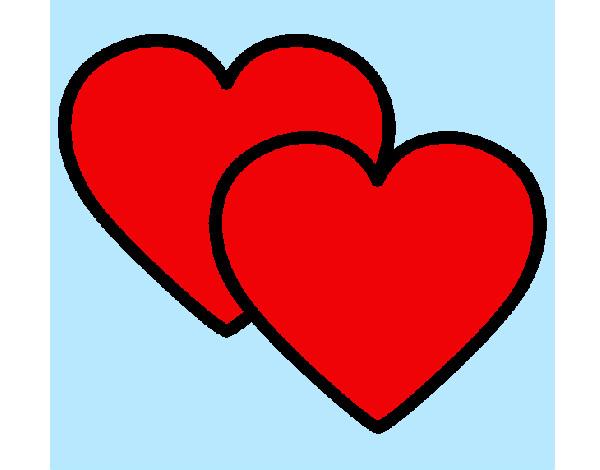 imagen de corazon - 600×470