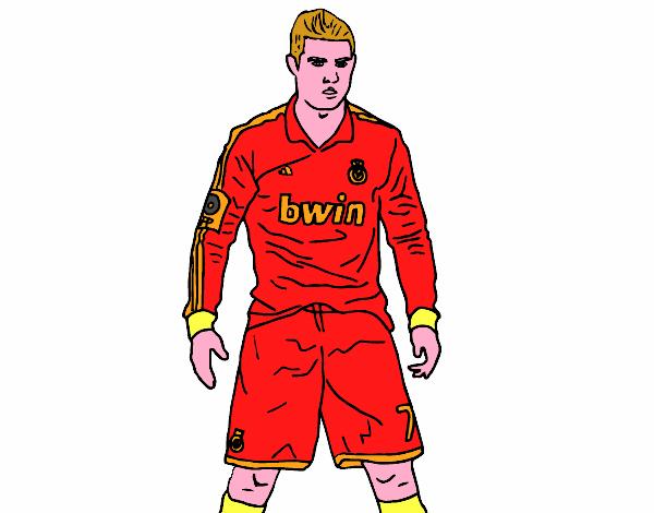 Disegni Da Colorare Di Ronaldo
