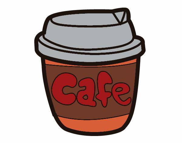 Disegno Tazza Di Caffè Colorato Da Utente Non Registrato Il 09 Di