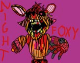 Foxy terrificante di Five Nights at Freddy's