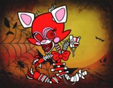 Mangle di Five Nights at Freddy's