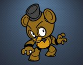 Toy Freddy di Five Nights at Freddy's