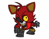 Foxy di Five Nights at Freddy's