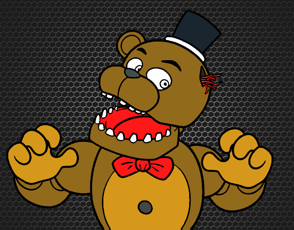 Freddy di Five Nights at Freddy's