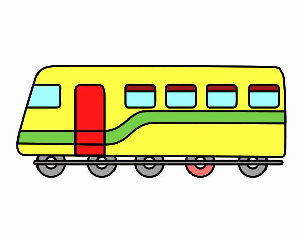 Disegno Passeggeri Di Treno Colorato Da Utente Non Registrato Il 31 Di Maggio Del 2020