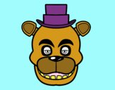 Faccia di Freddy di Five Nights at Freddy's