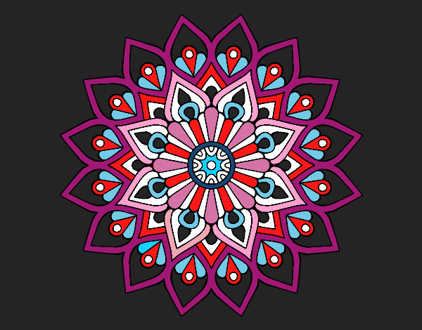 Aumentando il mandala flash